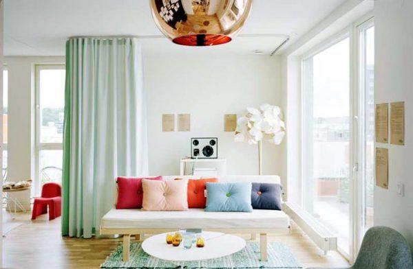 small decorative pillows
