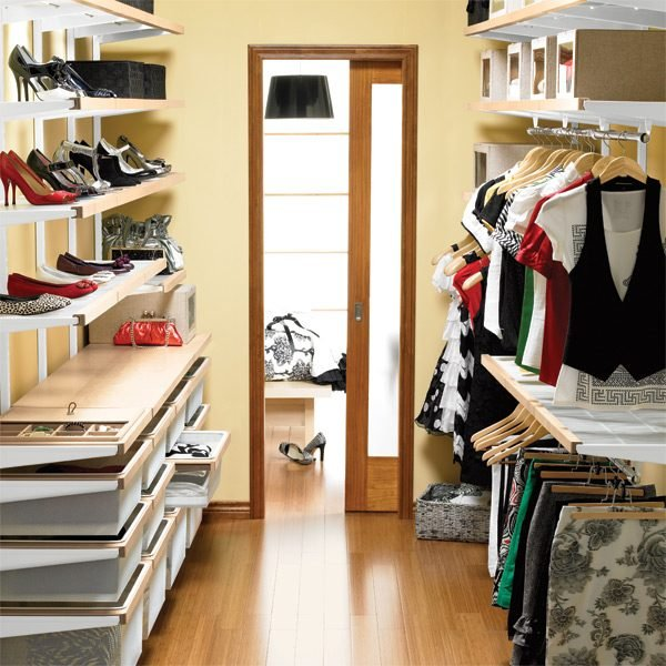walk in dressing room ideas
