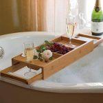 15 Bathtub Caddies For Comfortable Bathing