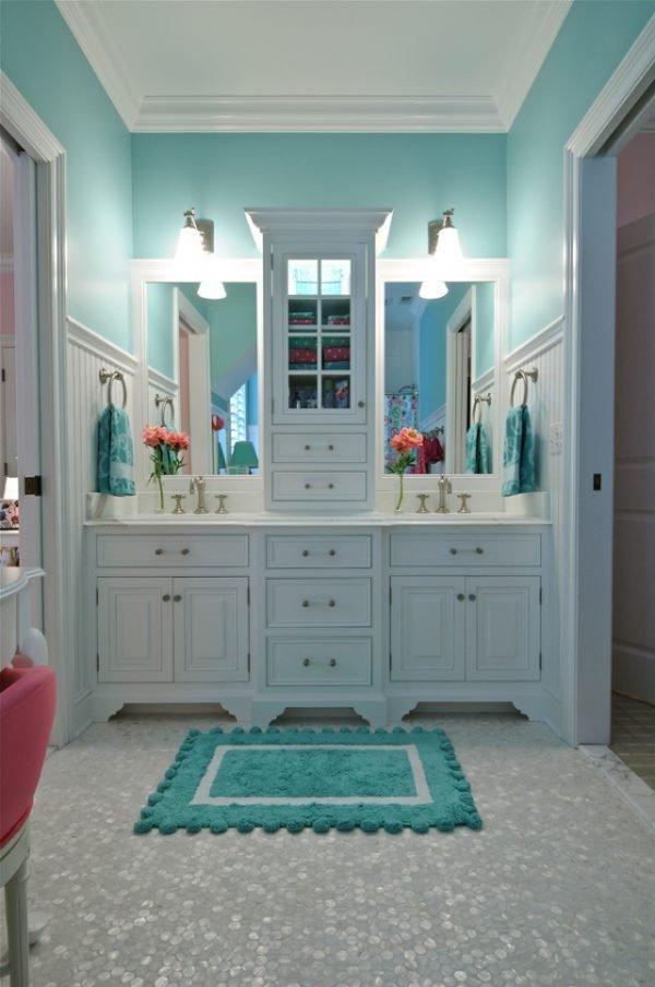 vintage style bathroom cabinets