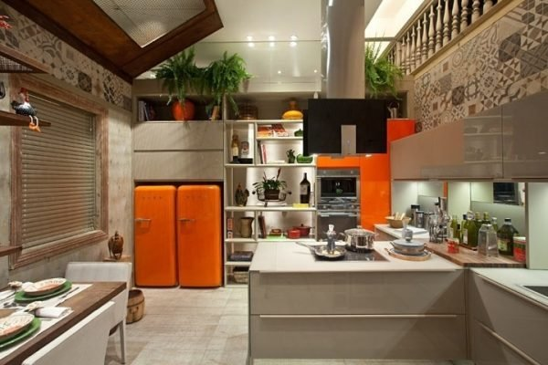 old fashioned looking refrigerators