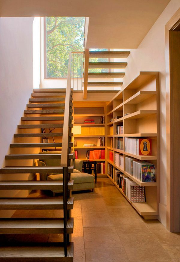 under the stairs ideas 1