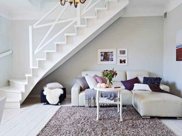 ideas for under stairs 1