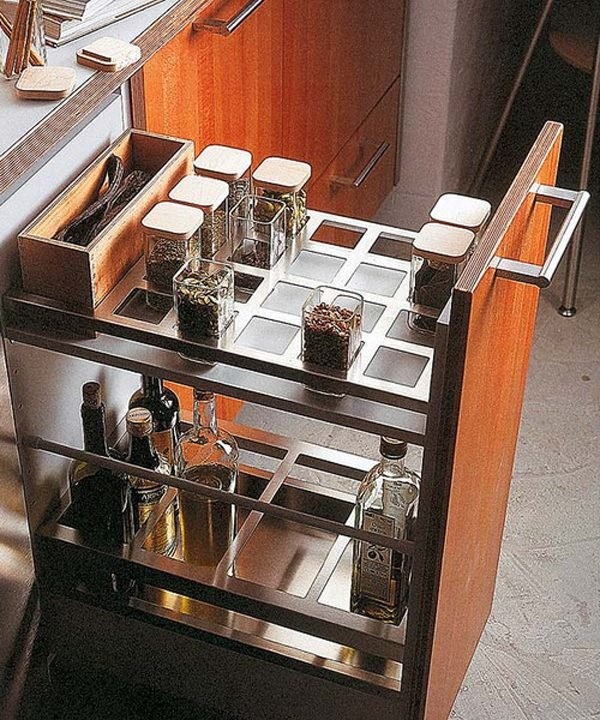 Kitchen Cabinets With Drawers 16 Functional Storage Solutions Little Piece Of Me