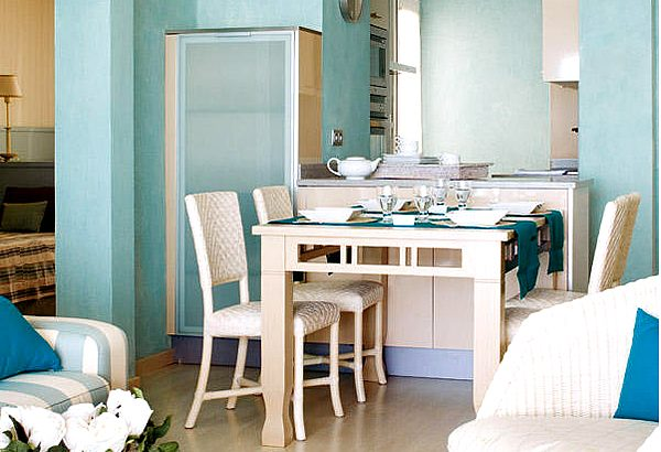 17 kitchen serving hatch ideas little piece of me for Colores para apartamentos pequenos
