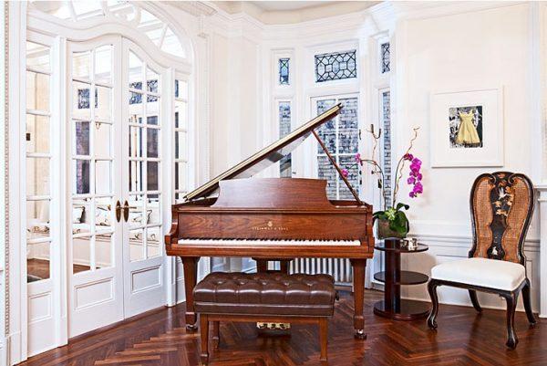 piano decorating ideas