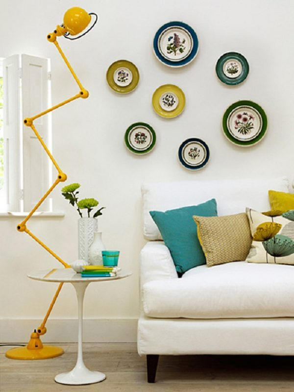 plates for wall decor