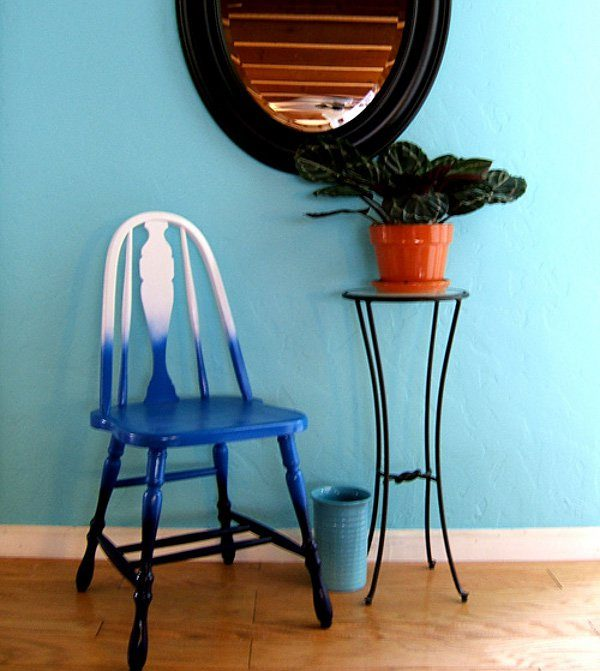 ombre home decor