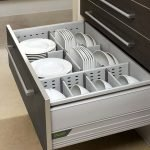 Kitchen cabinets with drawers: 16 functional storage solutions