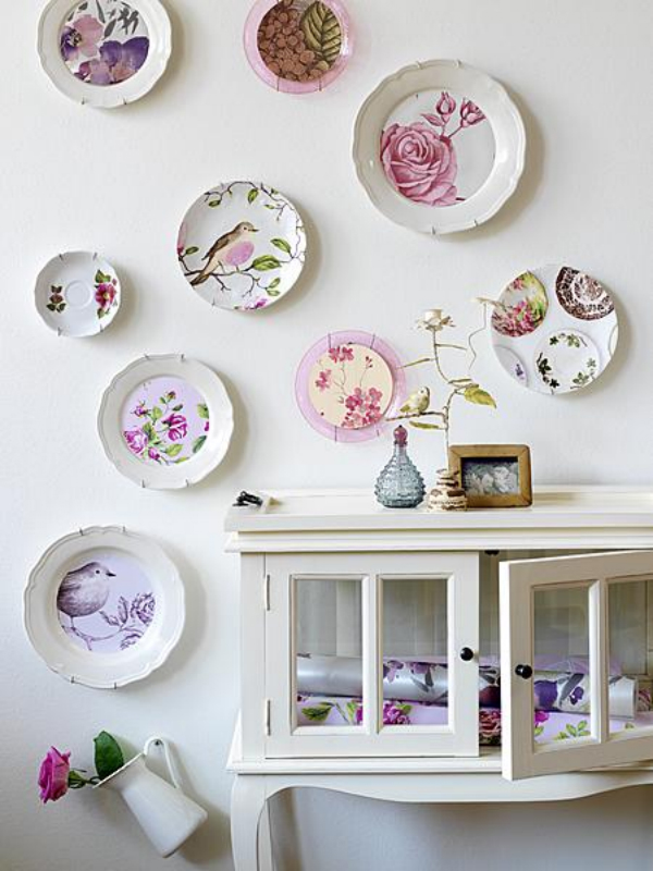 decorative plates for walls