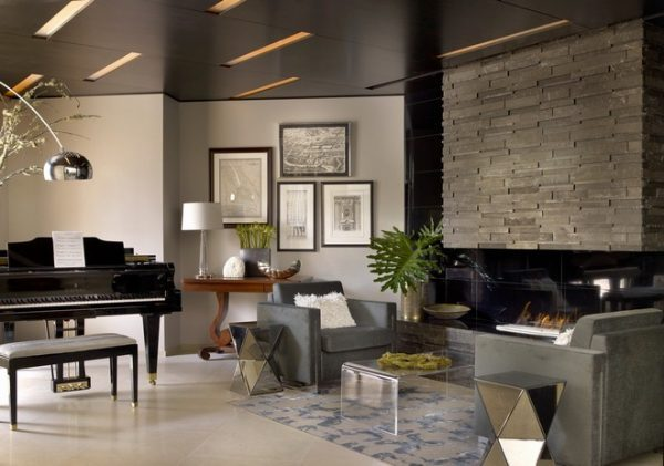 extraordinary living room piano idea | 26 Piano room decor ideas - Little Piece Of Me