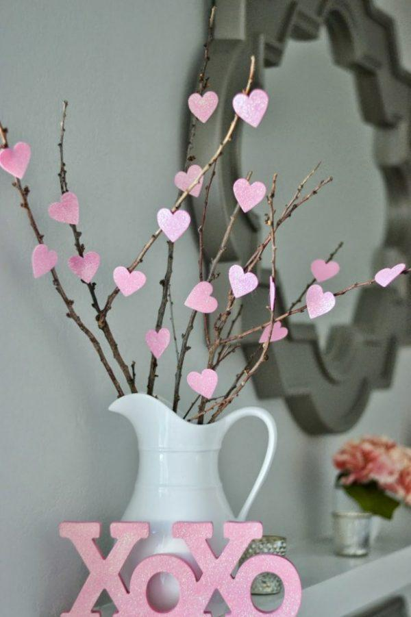 valentines day heart decorations