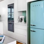 26 Retro Fridges for Modern Kitchen Design