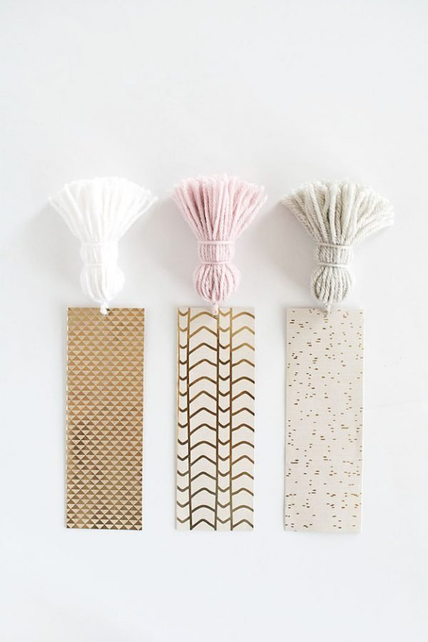 handmade bookmarks ideas