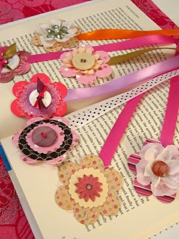 diy bookmarks ideas