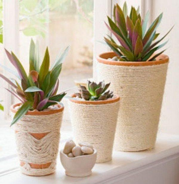 decorating pots ideas