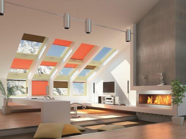 modern skylights