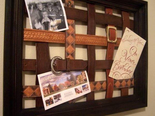 old belts
