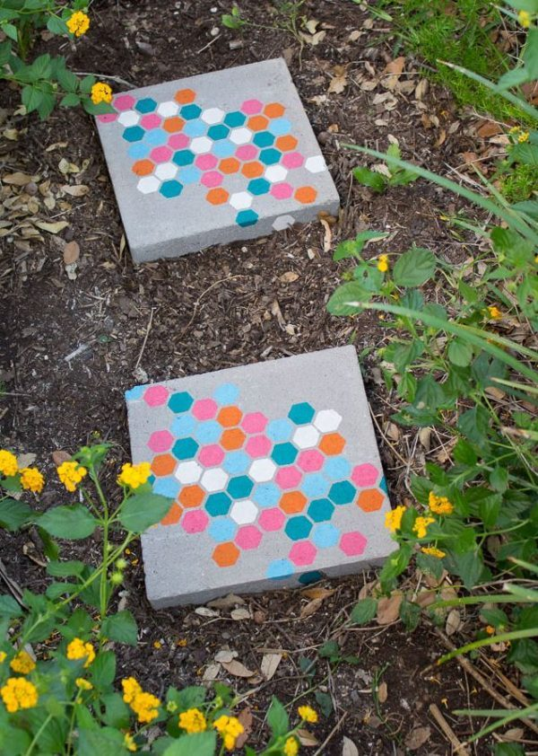 hopscotch stepping stones