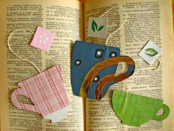 paper bookmarks ideas