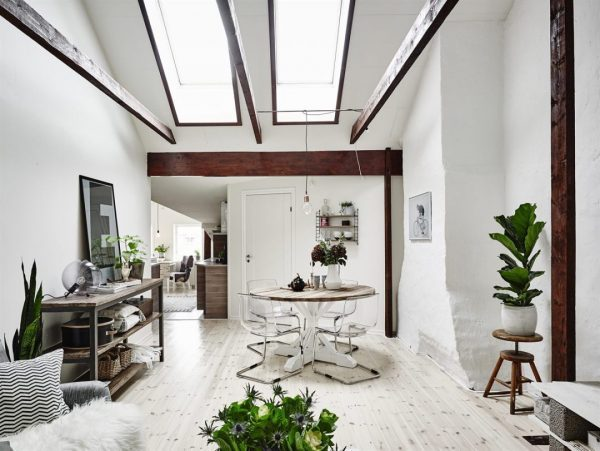 skylight ideas for living rooms