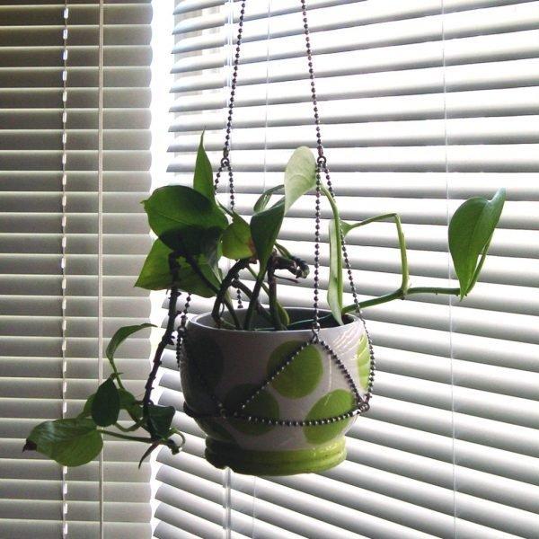 adjustable plant hanger