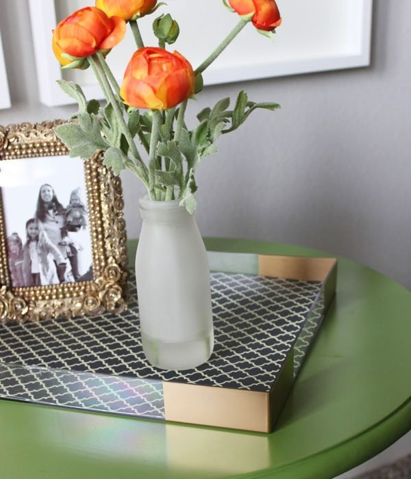 decorative tray ideas