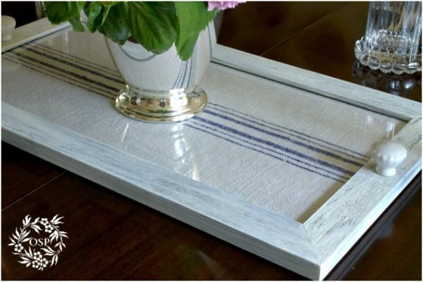 serving tray ideas