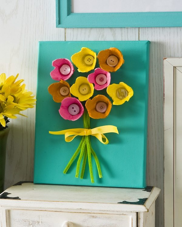 23 Egg cartons craft ideas