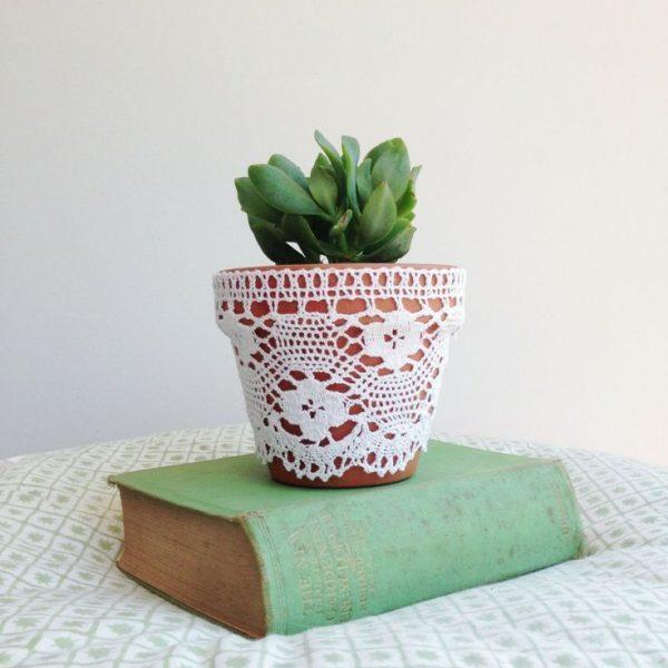lace pots