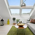 Living room skylights for your dream home