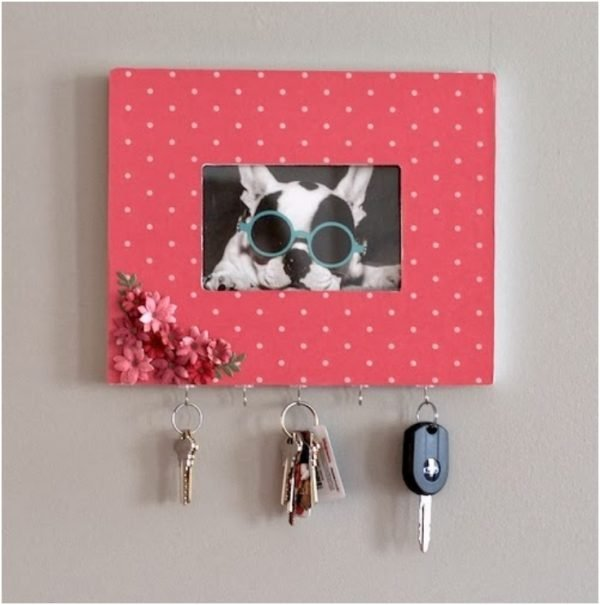 cute key holder for wall