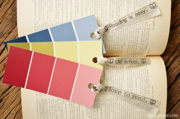 crafty bookmarks