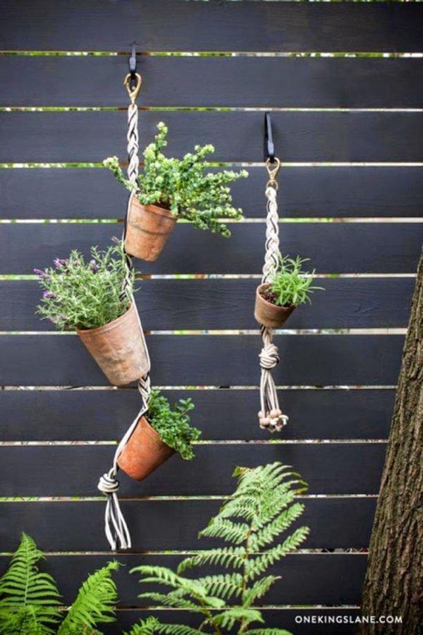 garden plant hangers