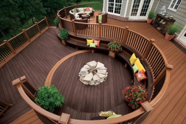 outdoor deck designs