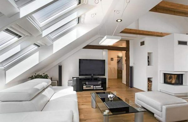 attic skylights