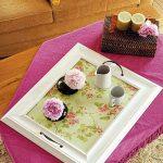 Diy Pretty serving trays