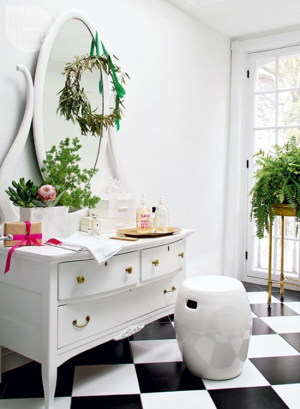 chinese porcelain stool