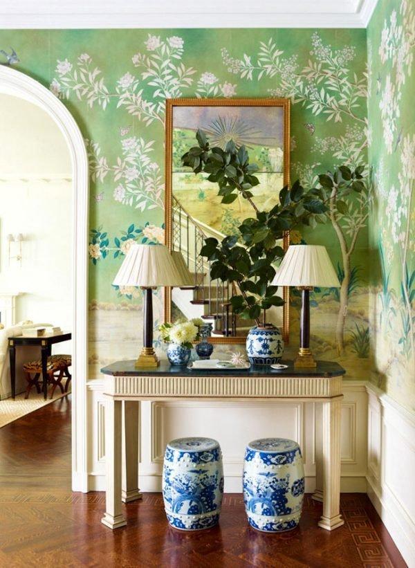 chinese porcelain stools
