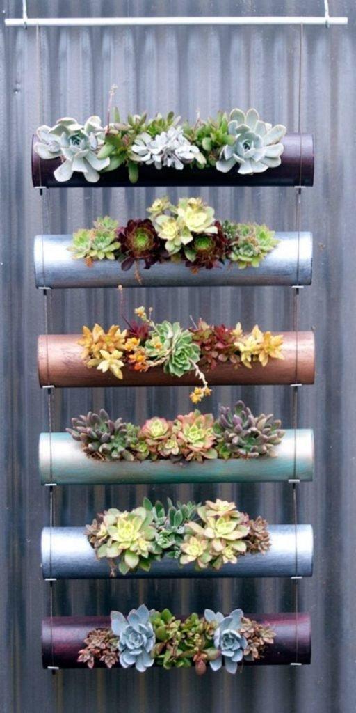 outdoor plant hangers