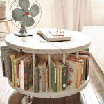 25 Cable spool furniture ideas