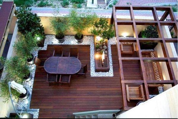simple deck designs