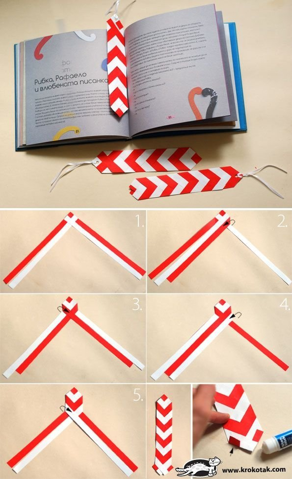 ideas for making bookmarks