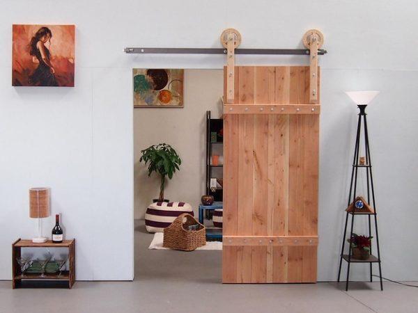 hanging barn doors