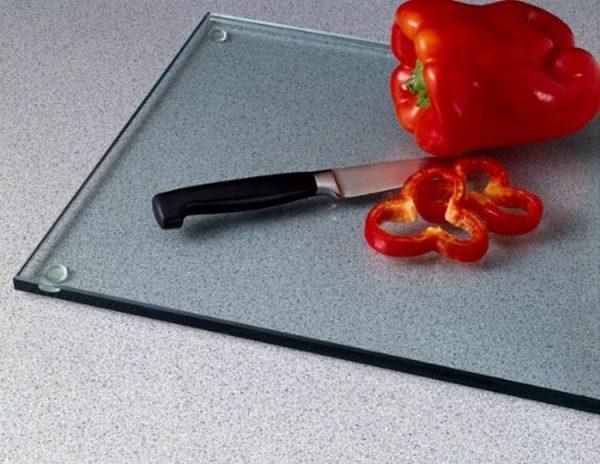 glass cutting board