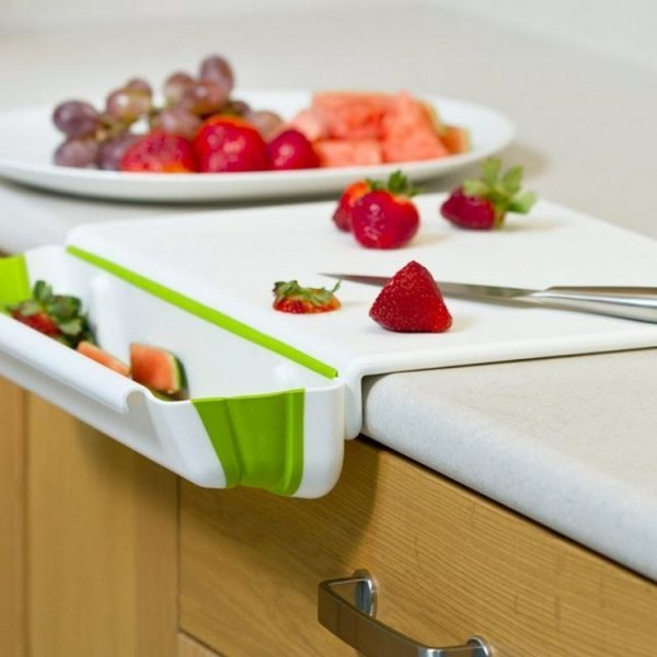 vegetable cutting board