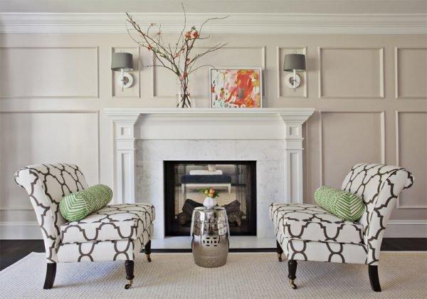 garden stool decor