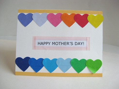 Craft Mother S Day Gift Ideas Hearts