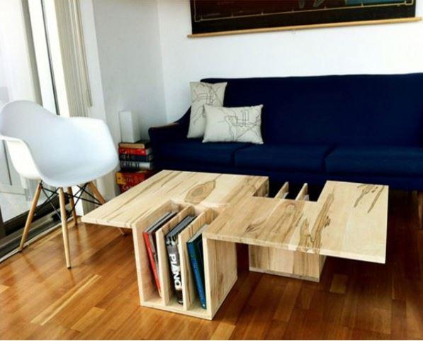Unusual coffee tables