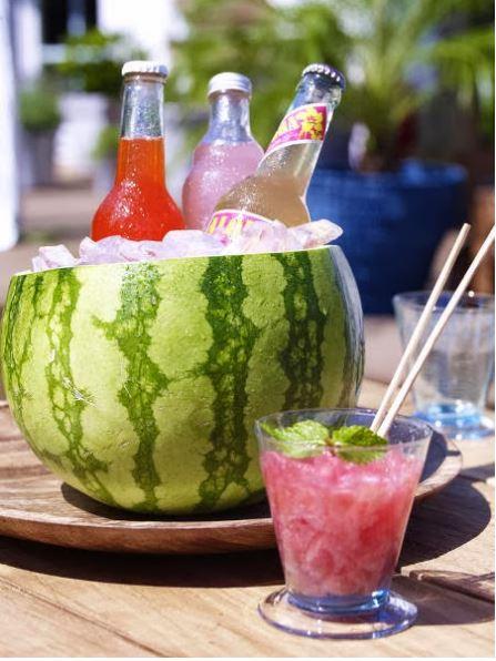 fruit drink cooler